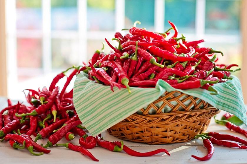 Cayenský pepř - pepř, který je paprika