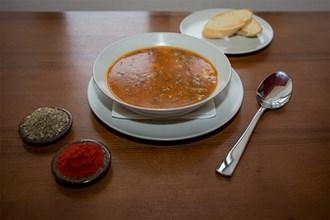Hlívová polévka na staročeský způsob