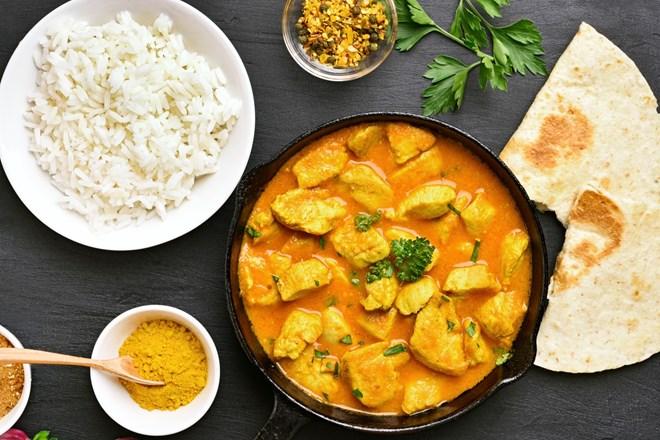 Recept měsíce: Kuře Makhani