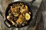 Svěží kuře s citrónovým pepřem